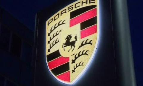 Logo automobilky Porsche