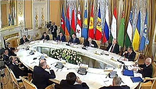 Summit prezidentů postsovětských republik