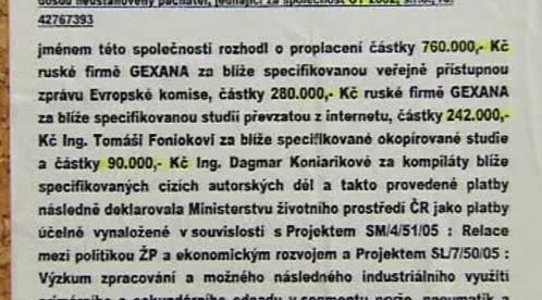 Vyšetřování podvodů s dotacemi