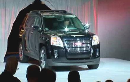 Automobil vyrobený v továrně General Motors