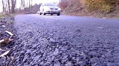 Nebezpečná silnice