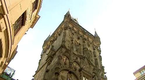 Prašná věž v Praze