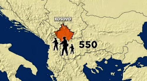 Mise v Kosovu