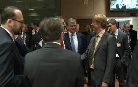 Jednání ministrů životního prostředí