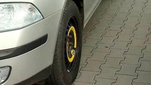 Nová pneumatika