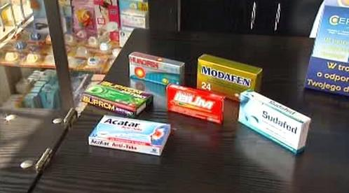 Léky s pseudoefedrinem