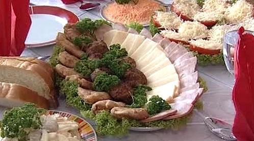 Ukrajinské menu