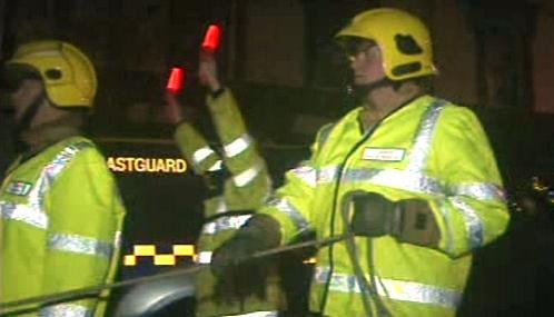 Britští hasiči