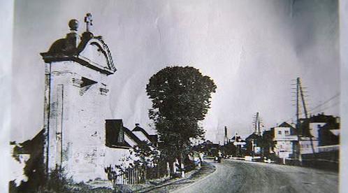 Původní podoba kapličky