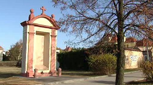 Zrekonstruovaná kaplička