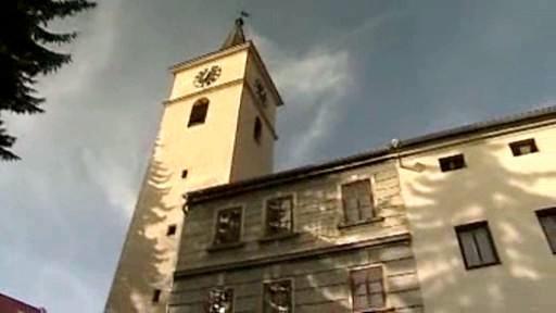 Bývalý kostel ve Velešíně