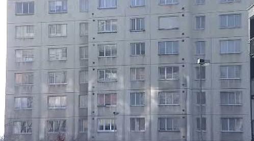 Bytový dům na síldišti Sever v České Lípě
