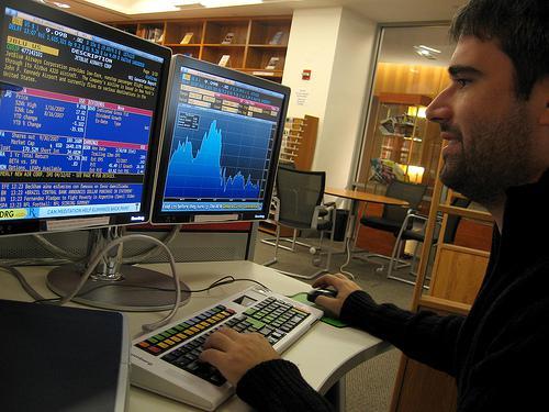 Obchodní terminál Bloomberg