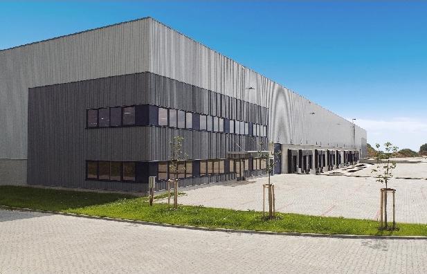 D5 Logistics Park Stříbro