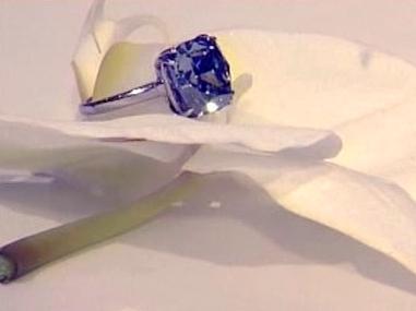 Modrý diamant