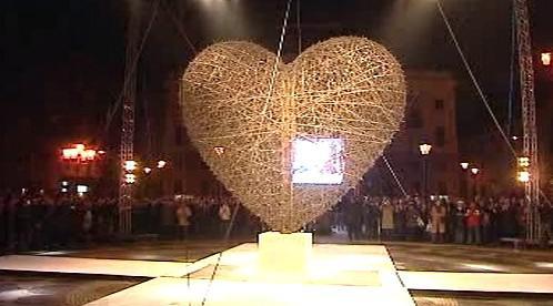 Srdce z ostnatého drátu
