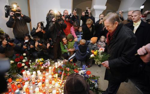 Havel na Národní