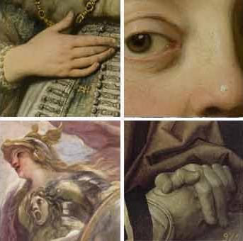 Obrazy v Národním muzeu Prado