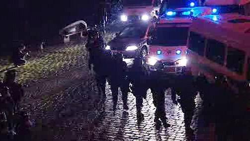 Policejní zásah proti pravicovým radikálům
