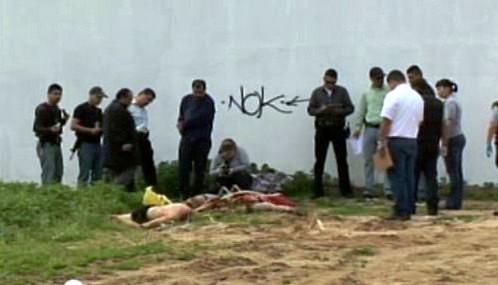Oběti drogové války v Mexiku