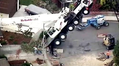 Nehoda v Santa Rose