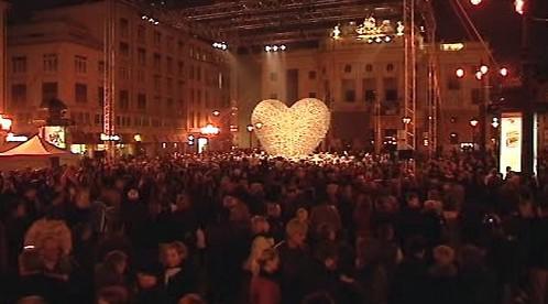 Oslavy 17. listopadu v Bratislavě
