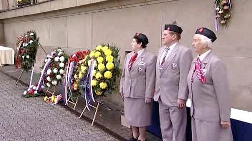Oslavy 17. listopadu ve Zlíně