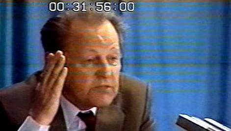 Projev Miloše Jakeše