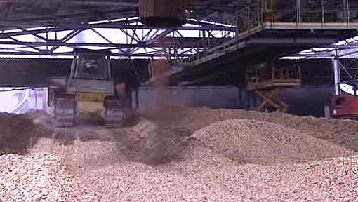 Plzeňský energoblok na biomasu