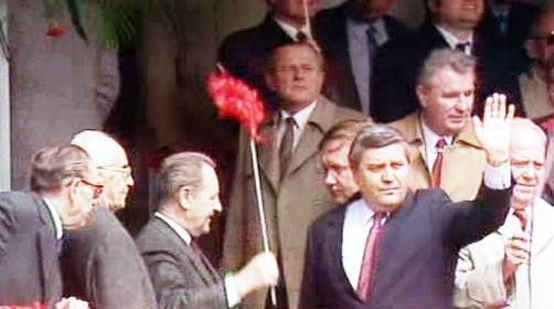 Komunisté slaví 1. máj