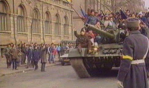 Demonstrace v rumunské metropoli