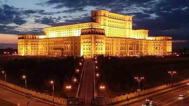 Parlamentní palác