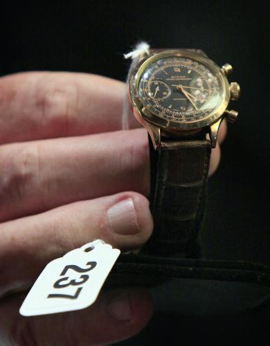 Madoffovy Rolexky