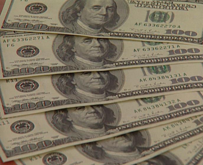Stodolarové bankovky