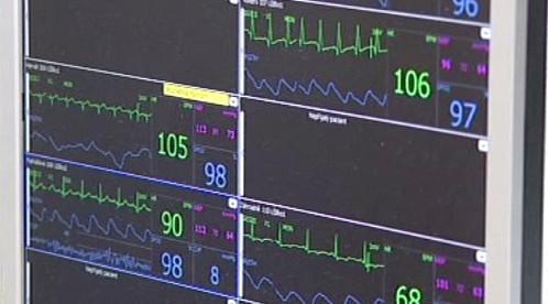 Nemocniční přístroj