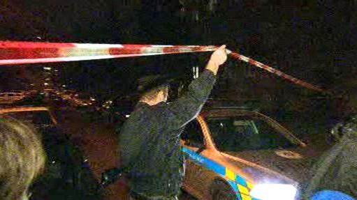 Vyšetřování střelby v Praze-Spořilově