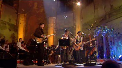 Lou Reed zpívá Václavu Havlovi