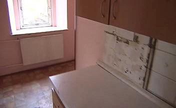 Vybydlený byt