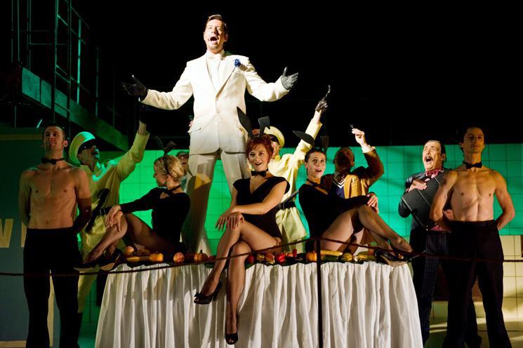 Močohrad: Muzikál o městě, kde se nesmělo čůrat zadarmo