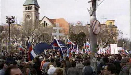 Slováci v ulicích Bratislavy