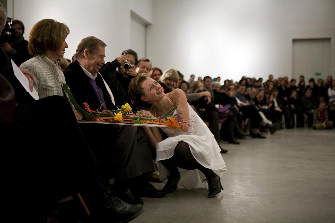 Vyhlášení Chalupeckého ceny 2009
