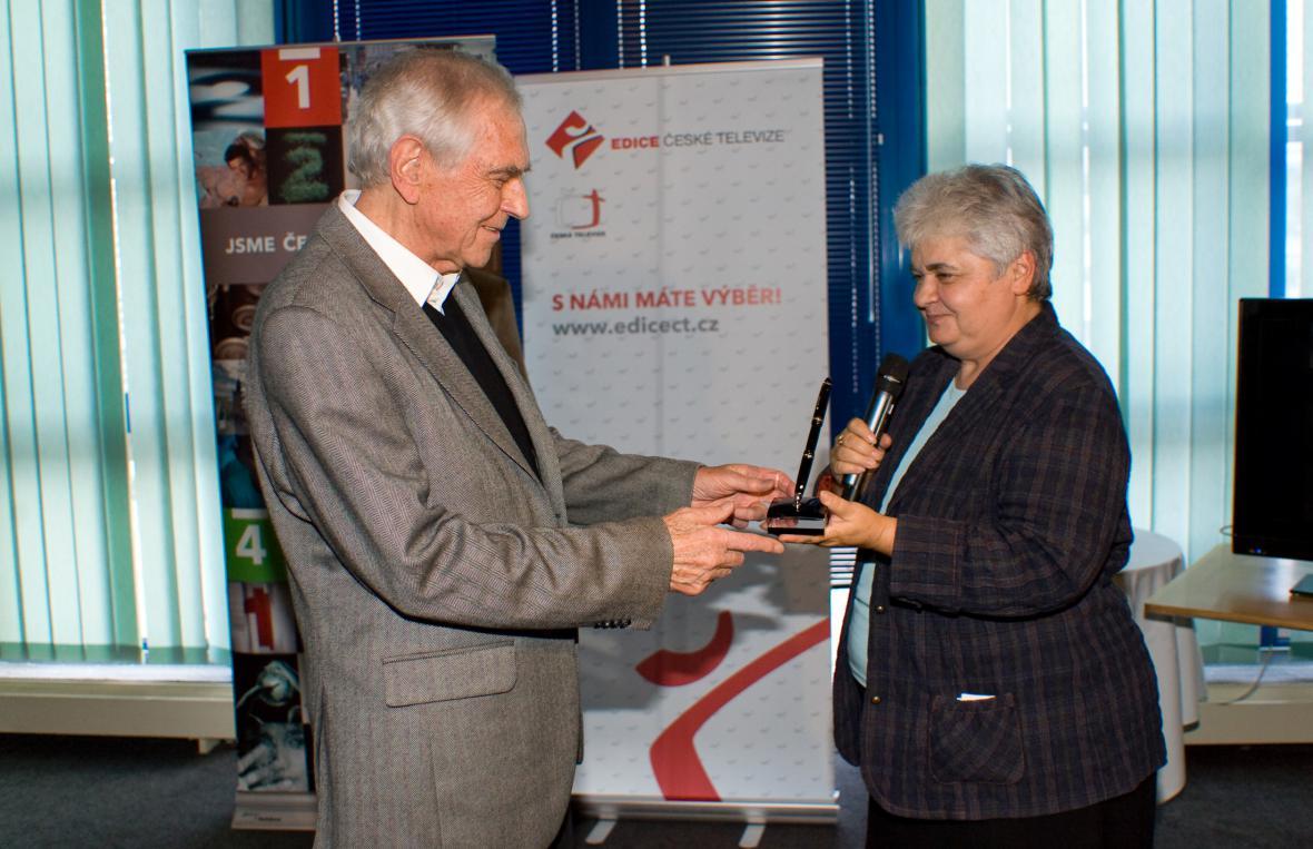 Jiří Hubač a Kateřina Fričová