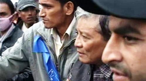 Nepokoje v Káthmándú