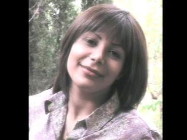 Zabitá Íránka Neda Soltánová