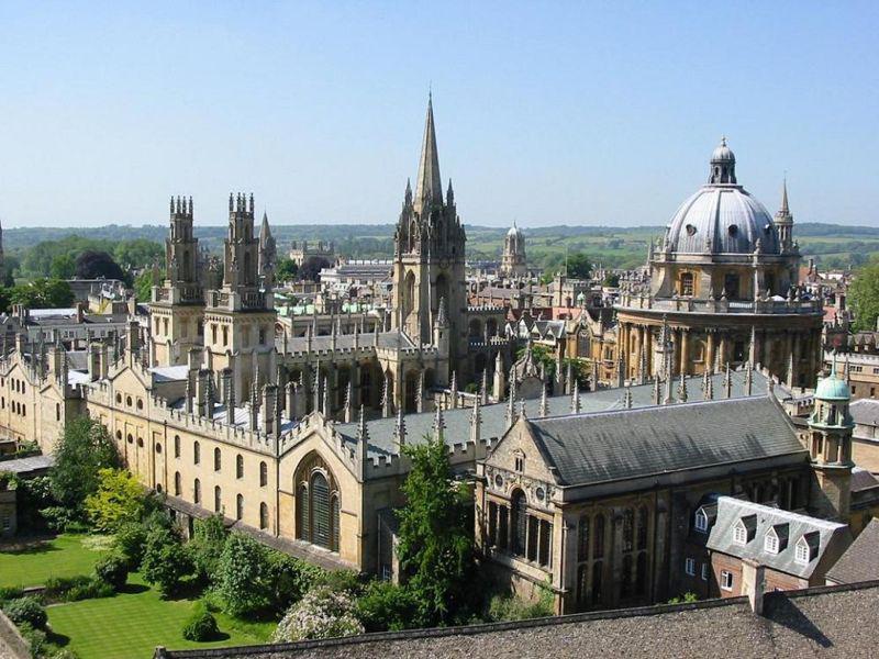 Oxford, Anglie
