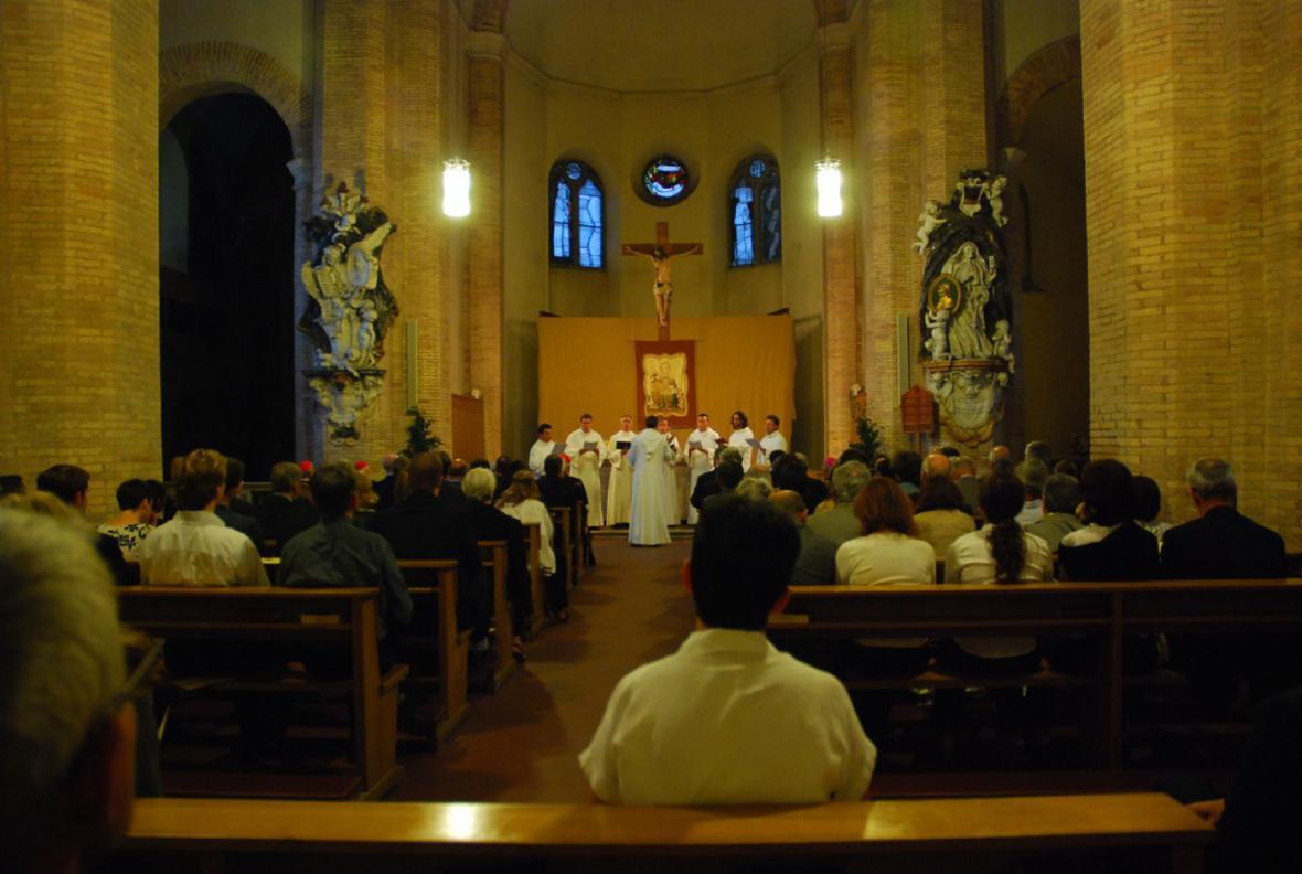 Večer k výročí kanonizace sv. Anežky