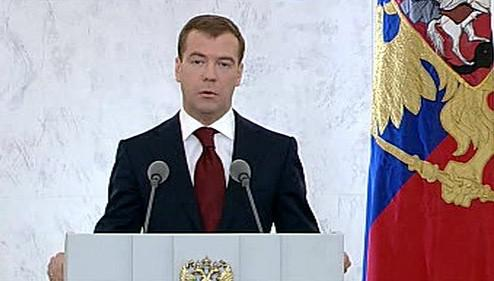 Dmitrij Medveděv