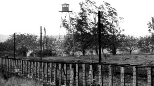 Maďarsko-rakouská hranice před 20 lety
