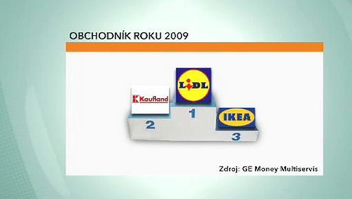 Obchodník roku 2009