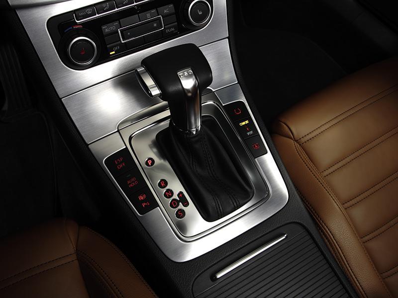 Převodovka DSG u Volkswagenu Passat CC